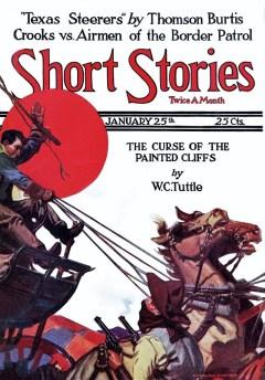 SHORT STORIES - January 25, 1923