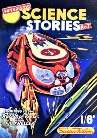 FUTURISTIC SCIENCE STORIES - 1952