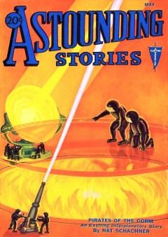 ASTOUNDING STORIES - May 1932
