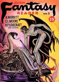 AVON FANTASY READER - July 1947