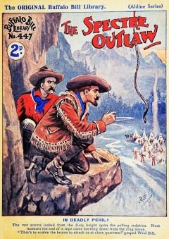 BUFFALO BILL LIBRARY - NO. 447