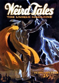 WEIRD TALES - February 1924