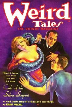 WEIRD TALES - February 1936