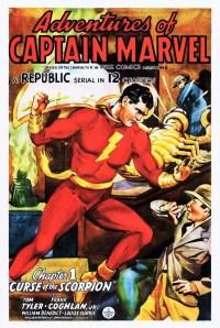 ADVENTURES OF CAPTAIN MARVEL - 1941