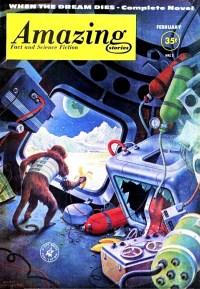 AMAZING STORIES - February 1961