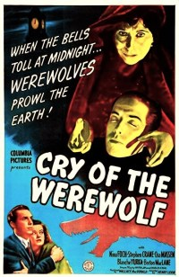 CRY OF THE WEREWOLF - 1944
