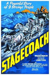 STAGECOACH - 1939
