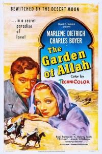 THE GARDEN OF ALLAH - 1936