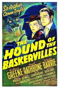 THE HOUND OF THE BASKERVILLES - 1939