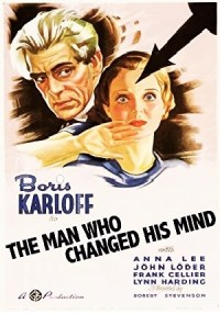 THE MAN WHO CHANGED HIS MIND - 1936