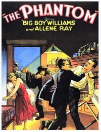 THE PHANTOM - 1931