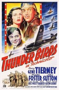 THUNDER BIRDS - 1942