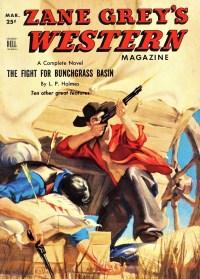 ZANE GREY'S WESTERN - March 1951