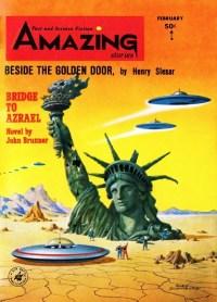 AMAZING STORIES - February 1964