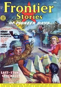 FRONTIER STORIES - Winter 1937