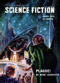ASTOUNDING SCIENCE FICTION - April 1949