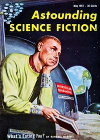 ASTOUNDING SCIENCE FICTION - May 1957