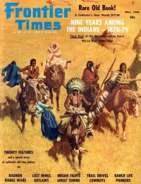 FRONTIER TIMES - May 1963