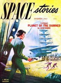 SPACE STORIES - December 1952