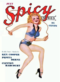 SPICY STORIES - July 1937