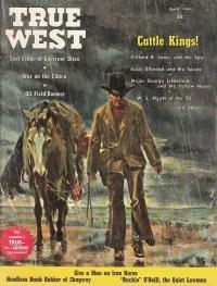 TRUE WEST - April 1964