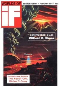 WORLDS OF IF - February 1973