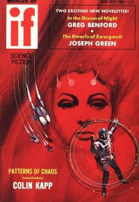 WORLDS OF IF - June 1972