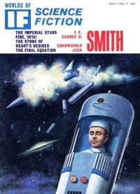 WORLDS OF IF - May 1964
