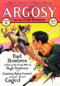 ARGOSY - March 15, 1930