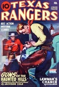 TEXAS RANGERS - February 1945