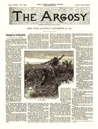 THE ARGOSY - November 25, 1893