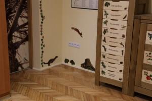 Sala bioróżnorodności - Szkoła Podstawowa nr 4 w Białogardzie