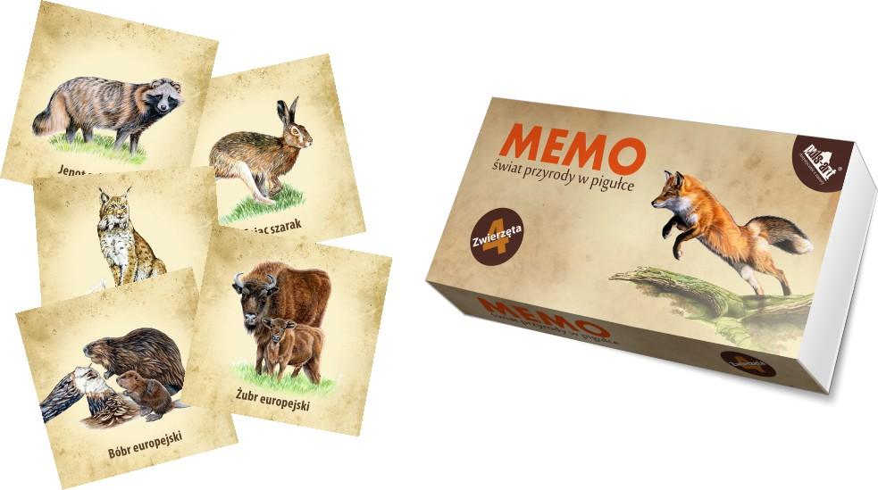 Gra dla dzieci - Memo (Memory)