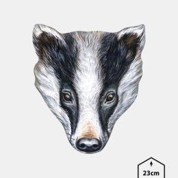 MPPs-18 - Borsuk (maski zwierzat)