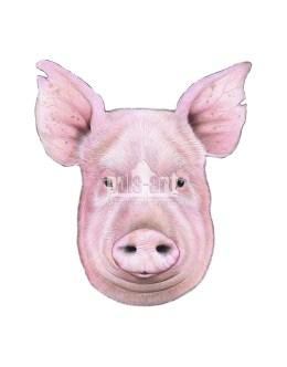 Maska - świnia