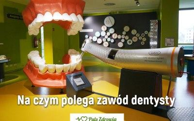 Na czym polega zawód dentysty