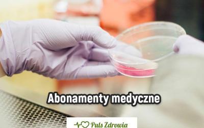 Abonamenty medyczne