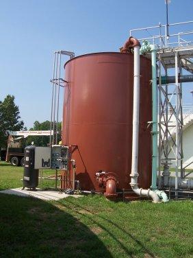 Liquid Fertilizer Mixer