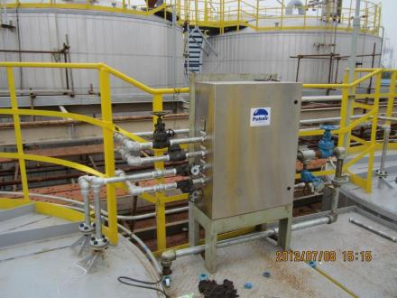 valve enclosure cabinet