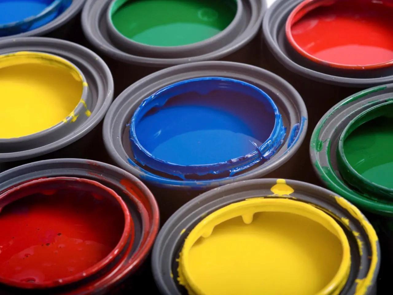 paint mixer