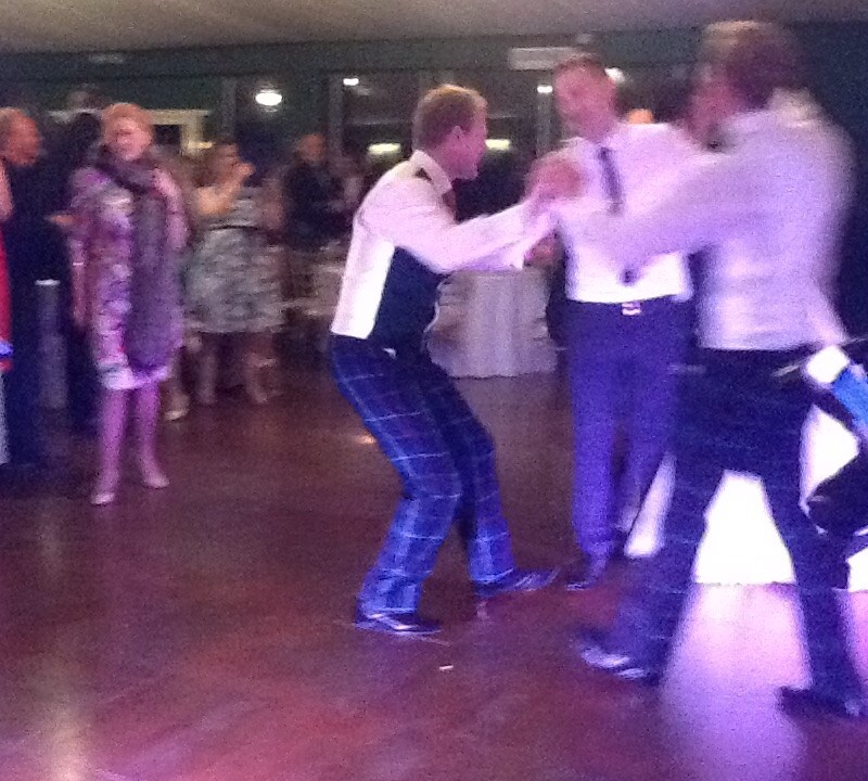 Busy Dance floor
