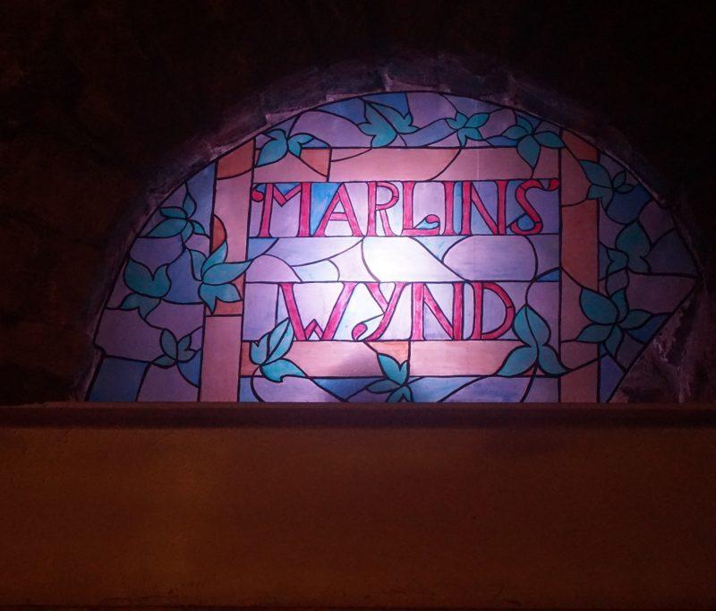 Pulse Wedding Band Glasgow Marlins Wynd sign