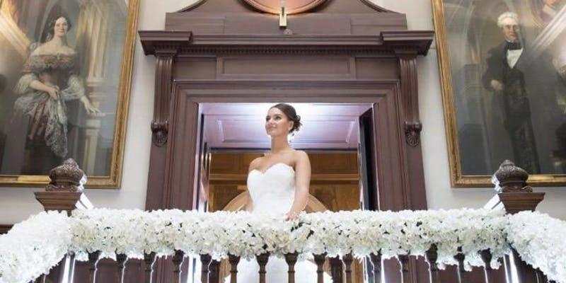 blushing bride wedding band glasgow showcase