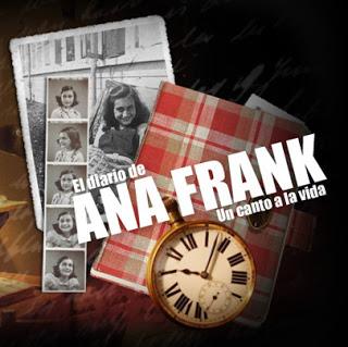 MUSICAL EL DIARIO DE ANA FRANK Diseño de contenidos para videoescena, programación video Sistema Catalyst