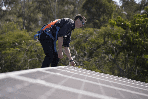 Solar provider in the Ashfield Area