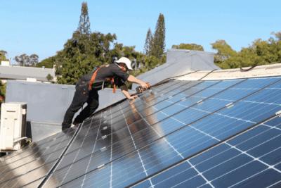 Solar-power-Wellington point