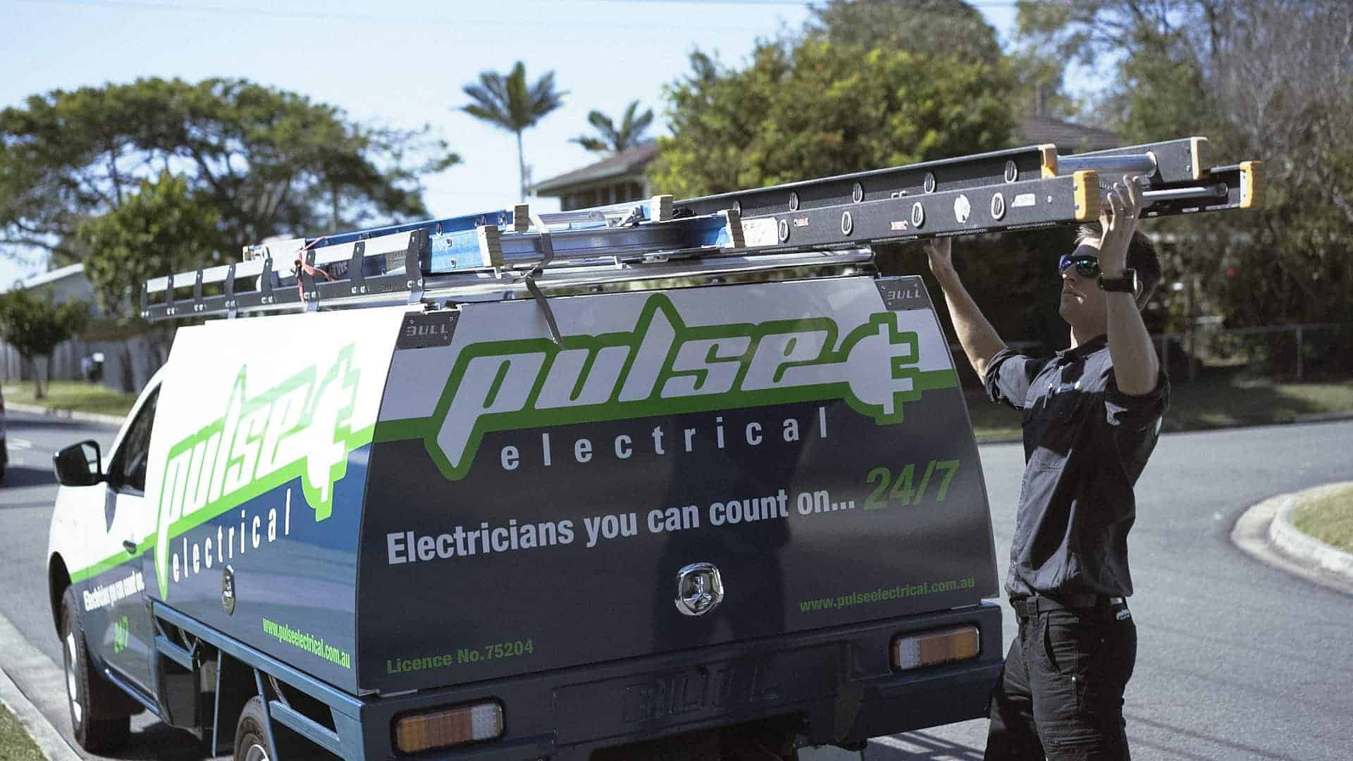 electrician hervey bay