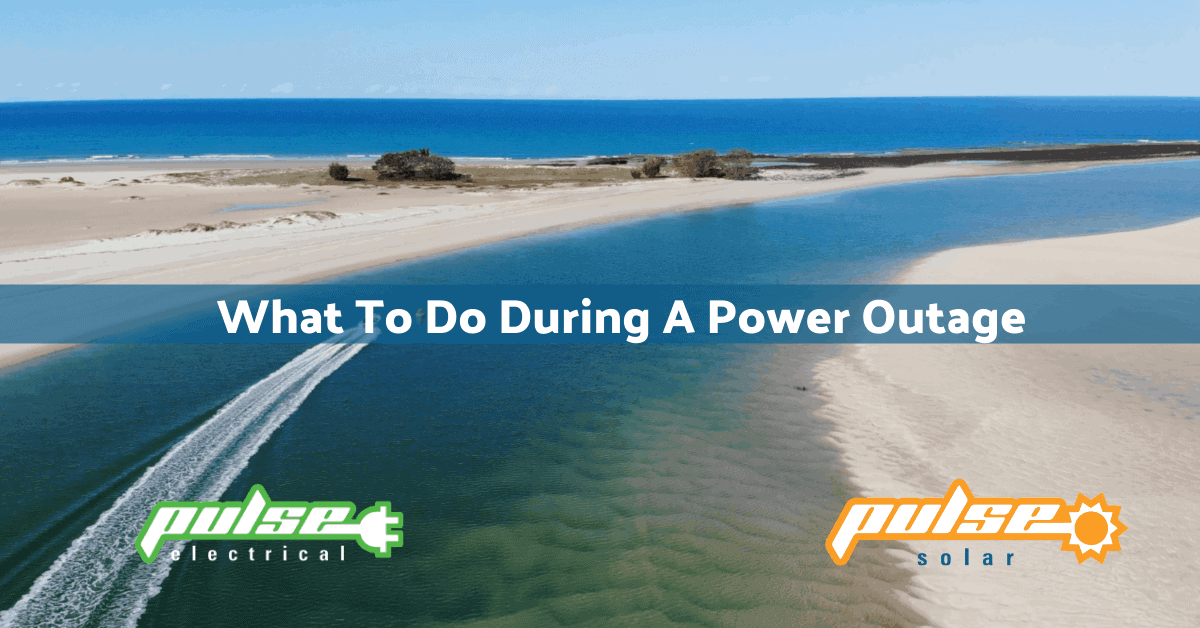 What To Do During A Power Outage