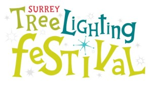 Surrey Tree Lighting Festival