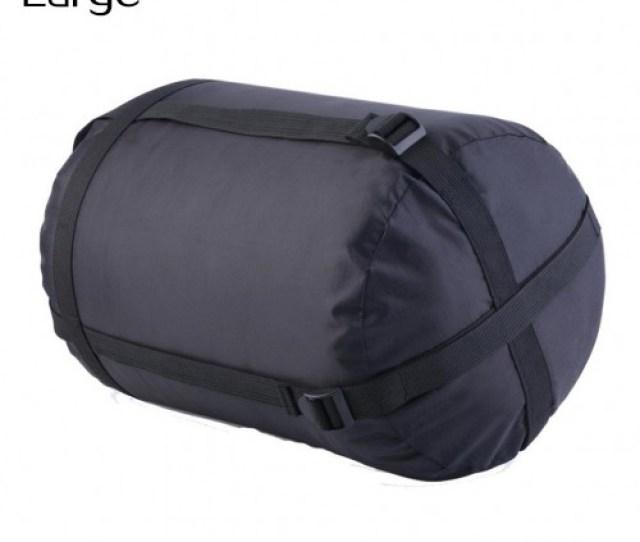 Girlqueen Sports Nylon Waterproof Compression Stuff Sack Bag Outdoor Camping Sleeping Bag